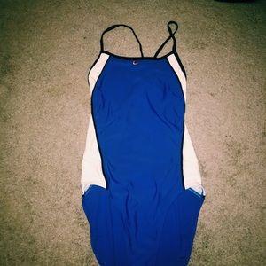 nike one piece swim suit